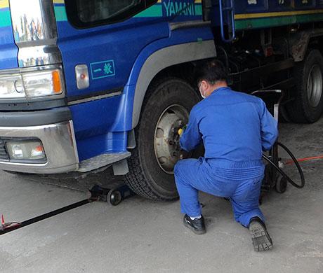 タイヤ 出張サービス