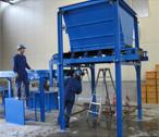 コンベア設備の製造・据え付け工事